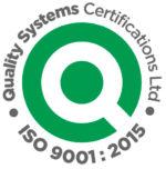 ISO9001:2015 Cert No. 20194627